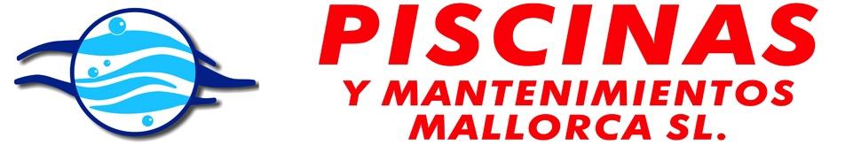 Logo Piscinas y Mantenimientos Mallorca